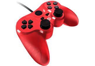 Gioteck, VX-3 Wired Controller (Red) PS3