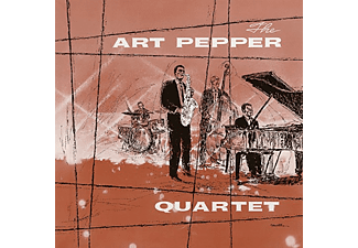 The Art Pepper Quartet - The Art Pepper Quartet (Remastered 2017) (CD)