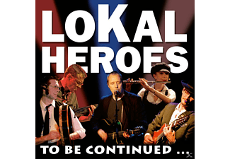Lokal Heroes - To Be Continued - (CD)