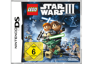 LEGO Star Wars 3 - The Clone Wars [Nintendo 3DS]