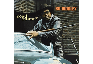 Bo Diddley - Road Runner+2 Bonus Tracks (Ltd.180g Vinyl) (Vinyl LP (nagylemez))