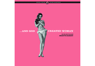 Paul Misraki - And God Created Woman (Vinyl LP (nagylemez))