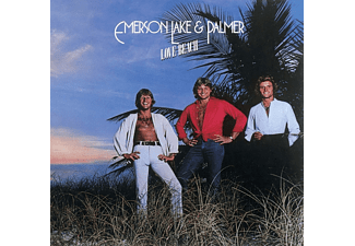 Emerson, Lake and Palmer - Love Beach (Reissue) (Vinyl LP (nagylemez))