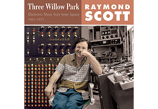 Raymond Scott  - Three Willow Park (CD)
