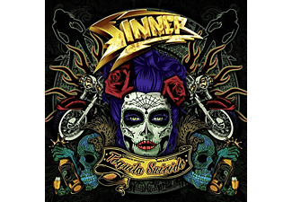 Sinner - Tequila Suicide (Limited Edition) (Digipak) (CD)