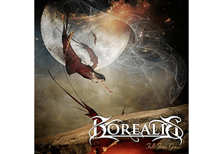 Borealis - Fall From Grace (Reissue) (CD)
