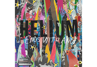 Helium - Ends With And (Vinyl LP (nagylemez))