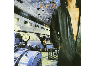 UFO - Lights Out-Remaster (CD)