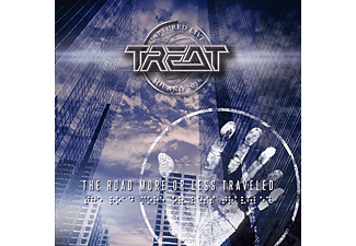 Treat - The Road More Or Less Travelled (Digipak) (CD + DVD)