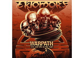Ektomorf - Warpath (DVD + CD)