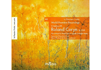 Aquarius Chamber Choir - A meeting with Roland Coryn - (CD)