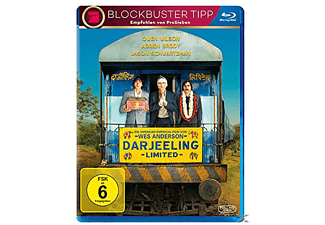 Darjeeling Limited [Blu-ray]