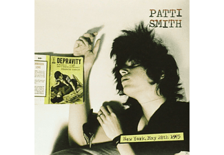 Patti Smith - Depravity (New York May 28th 1975) - (CD)