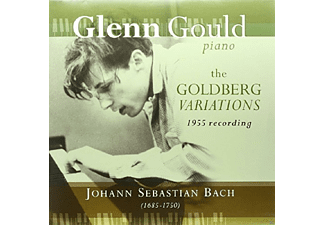 Glenn Gould - The Goldberg Variations 1955 Record - (Vinyl)