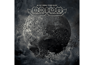 Odium - As The World Turns Black - (CD)