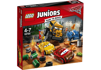 LEGO Crazy 8 Rennen in Thunder Hollow (10744)