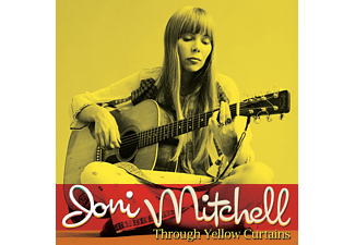 Joni Mitchell - Through Yellow Curtains (The Second - (CD)