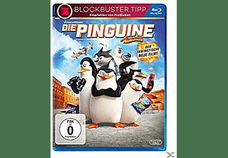 Die Pinguine aus Madagascar - (Blu-ray)
