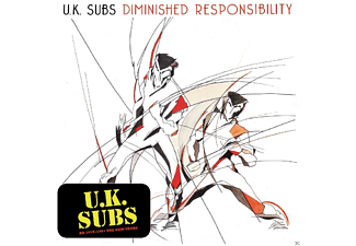 Uk Subs - Diminished Responsibility - (LP + Download)