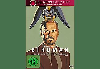 Birdman oder (die unverhoffte Macht der Ahnungslosigkeit) [DVD]