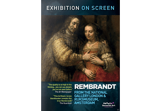Exhibition on Screen: Rembrandt from the National Gallery and Rijksmuseum - (DVD)