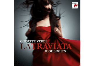 VARIOUS - La Traviata (Highlights) [CD]