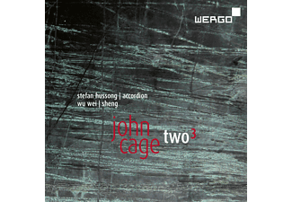 Wu Wei, Stefan Hussong - Cage: Two 3 - (CD)