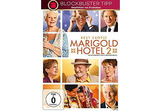 Best Exotic Marigold Hotel 2 - (DVD)