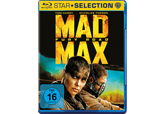Mad Max 4 - Fury Road - (Blu-ray)