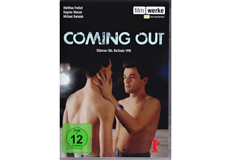 Coming Out - (DVD)