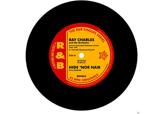 Ray Charles - Hide 'Nor Hair/Unchain My Heart/Hit The Road Jack - (Vinyl)
