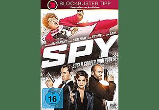 Spy - Susan Cooper Undercover [DVD]