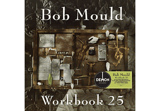 Bob Mould - WORKBOOK 25 - (Vinyl)