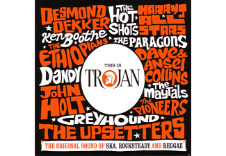 VARIOUS - This Is Trojan (3cd Box) - (CD)
