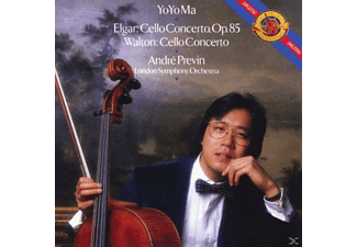 Sir William Turner Walton, Yo-Yo Ma, London Symphony Orchestra - Cello Concertos - (CD)