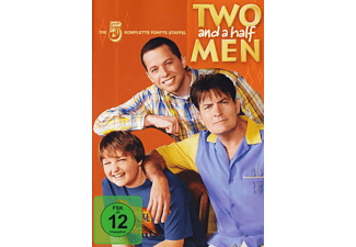 Two and a half Men - Die komplette 5. Staffel - (DVD)