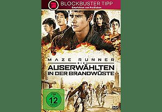 Maze Runner 2 - Die Auserwählten in der Brandwüste [DVD]