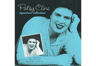 Patsy Cline - SIGNATURE COLLECTION - (Vinyl)