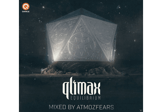 VARIOUS - Qlimax 2015/Equilibrium-Mixed By Atmozfears [CD]