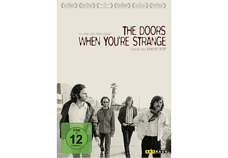 The Doors - When You're Strange - (DVD)