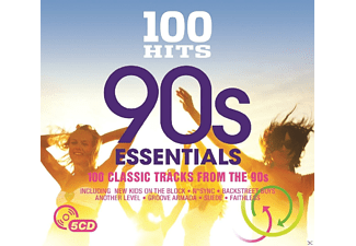 VARIOUS - 100 Hits-90's Essential [CD]