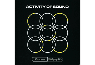 iEuropean Feat Wolfgang Flür - Activity Of Sound [CD]