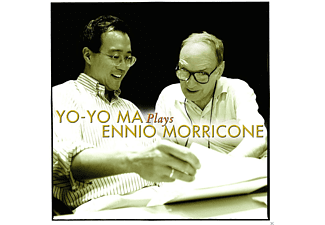 Yo-Yo Ma, OST/VARIOUS - Plays Ennio Morricone - (LP + Download)