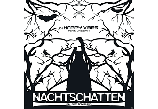 DJ Happy Vibes feat. Jazzmin - Nachtschatten [CD + DVD Video]