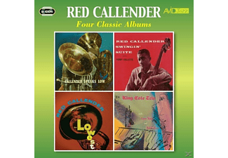 Red Callender - Four Classic Albums - (CD)