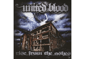 United Blood - Rise from the Ashes - (CD)