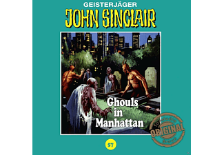 Ghouls in Manhattan - 1 CD - Horror