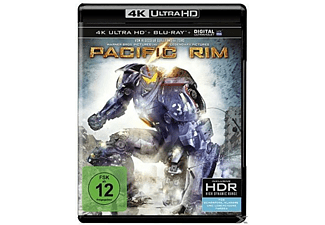 Pacific Rim - (4K Ultra HD Blu-ray + Blu-ray)