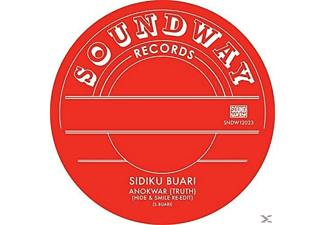 Sidiku Buari - Anokwar (Truth) - (Vinyl)