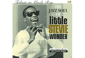 Stevie Wonder - TRIBUTE TO UNCLE RAY / JAZZ SOUL OF LITTLE STEVIE - (Vinyl)